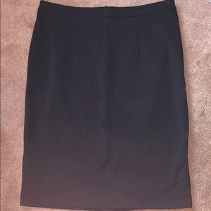 Boden High Waisted Pencil Skirt
